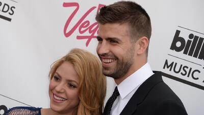 Shakira y Piqué tuvieron un reencuentro muy romántico