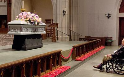 Funeral Barbara Bush