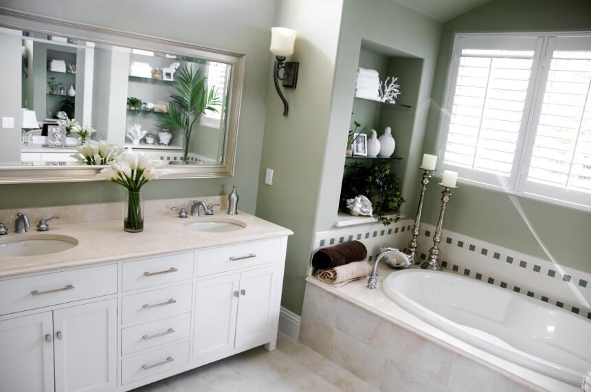 Ideas para renovar el recubrimiento de tus baños