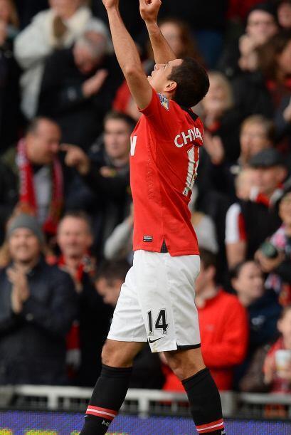 Manchester United sacó de abajo su partido ante el Stoke, y con un gol d...
