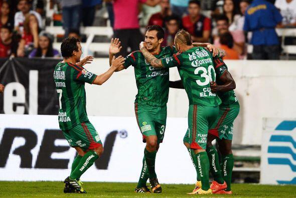 Chiapas tiene 25 puntos y al sumar una unidad ya ninguno de los otros co...