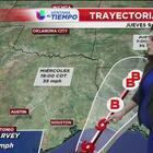 Tormenta tropical Harvey se dirige hacia Louisiana