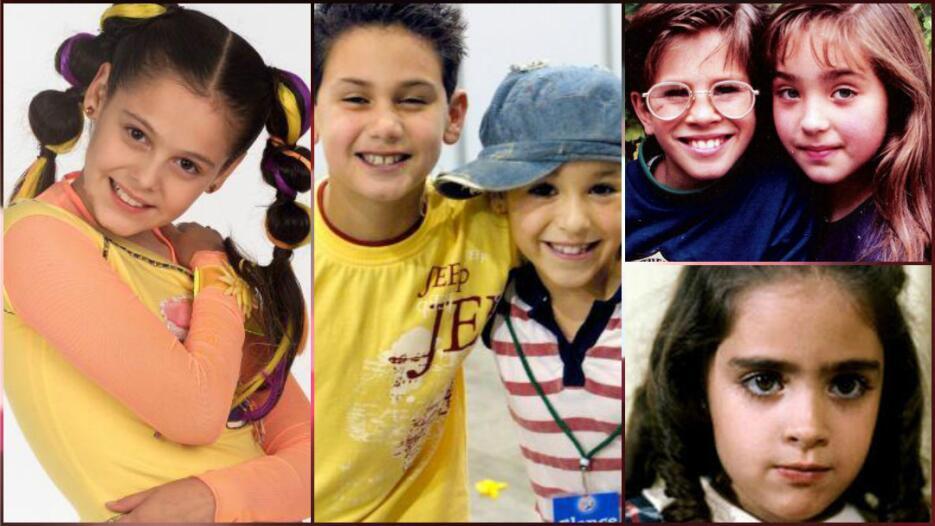 Niños de las telenovelas
