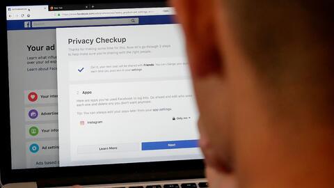 Facebook anunció en el último mes medidas para mejorar la...