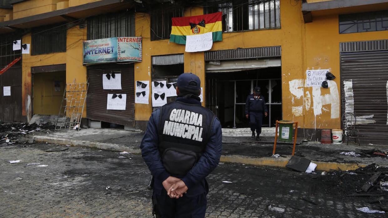 Así quedó la Alcaldía de El Alto, después de...