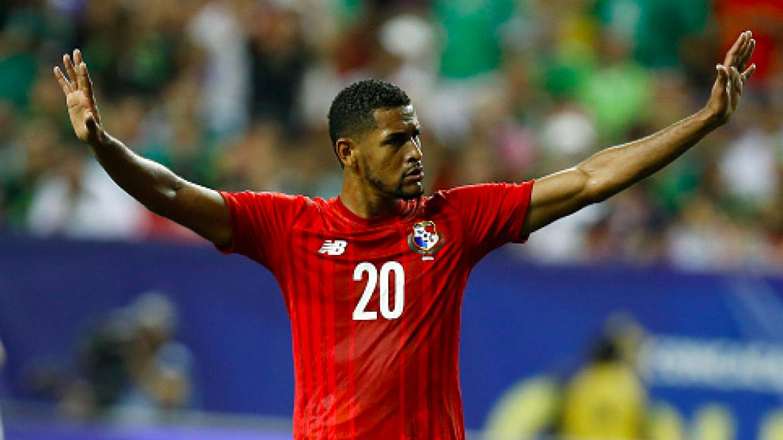 Aníbal Godoy selección de Panamá