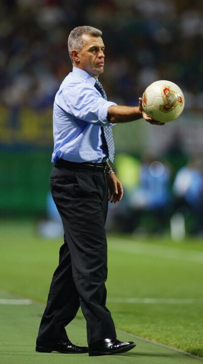 Jared Borgetti, entre los peores delanteros de la Premier League GettyIm...