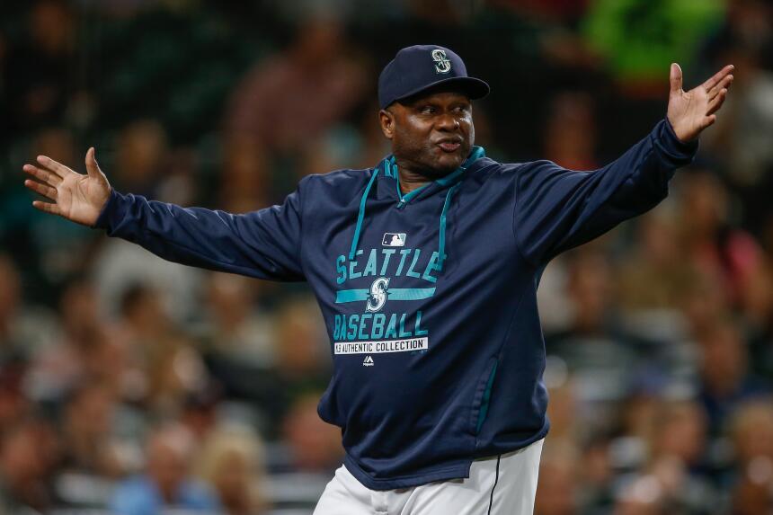 LLOYD MCCLENDON, Seattle Mariners -  El reciente despido del gerente gen...