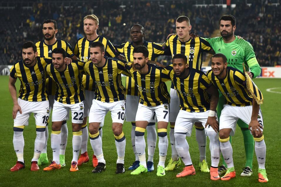 11. Fenerbahce (Turquía - UEFA) / 218 puntos