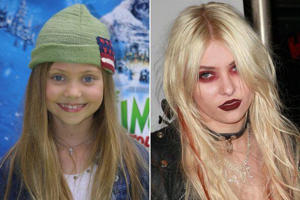 ¿Y qué le pasó a esta chica, nacida el 26 de julio de 1993? ¡Mira todos...