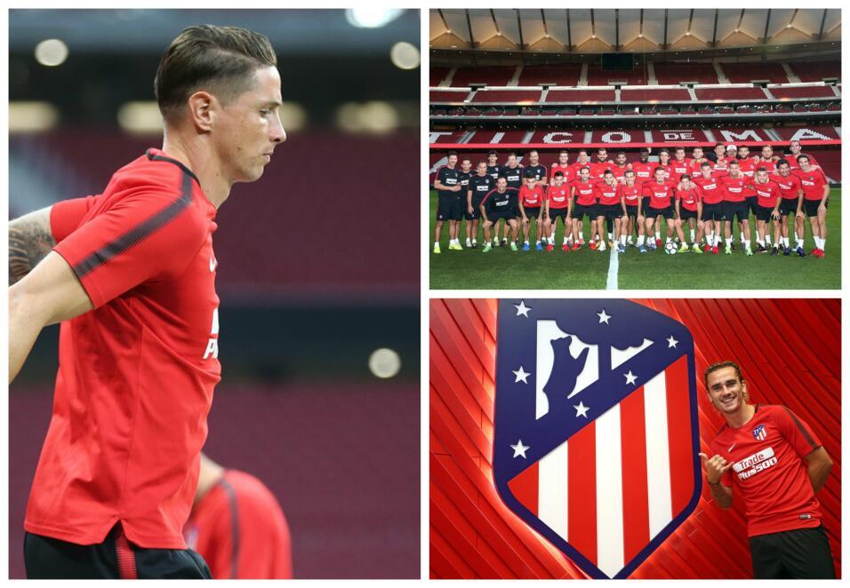 Atlético mantiene buena racha en su nueva casa venciendo al Sevilla entr...