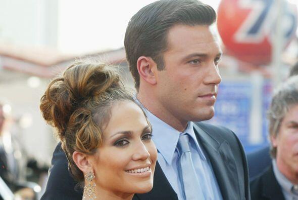 La pareja se comprometió y en 2003 estuvieron a un paso de llegar al alt...