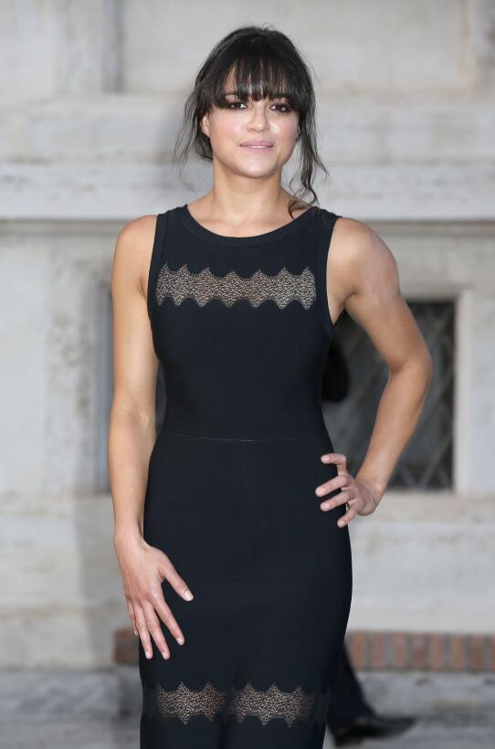 Michelle Rodríguez, la sensual 'boxeadora' de Hollywood GettyImages-4802...