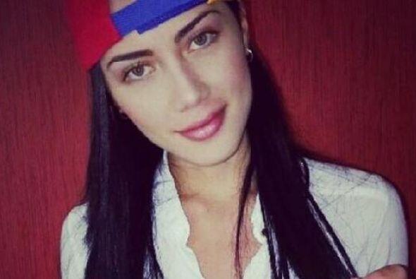 Georgina Mazzeo, Miss Tachira 2013, dijo que el que se cansaba, perdía ....