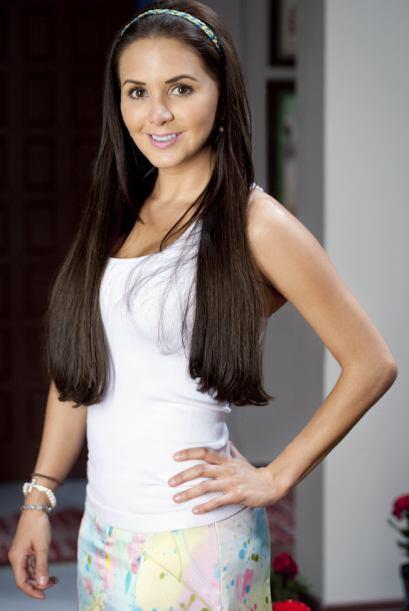 Florencia de Saracho es Natalia. Natalia es la hija de Amanda, secretari...