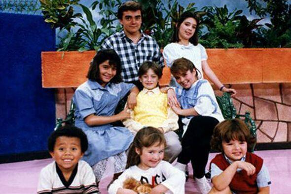 Después Ginny participó en distintas telenovelas entre las...