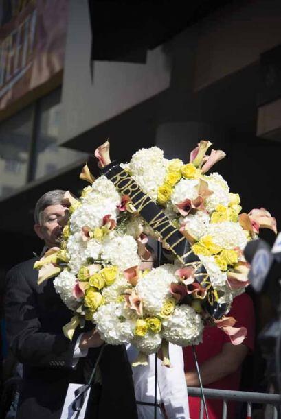Tras la trágica partida de Robin Williams, su estrella en el paseo de Ho...