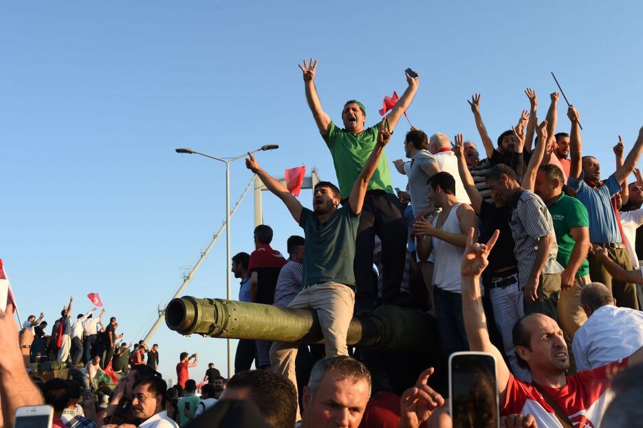 Golpe en Turquía