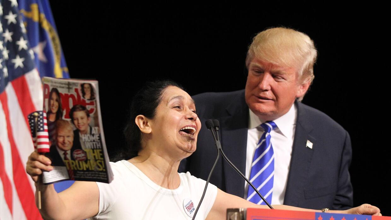 Jorge Castañeda: Trump ¿visión delirante? GettyImages-Latina-for-Trump.jpg