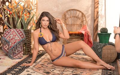 La hermosa Sara Builes (@sarabuiles_t) es aficionada al Atlético...