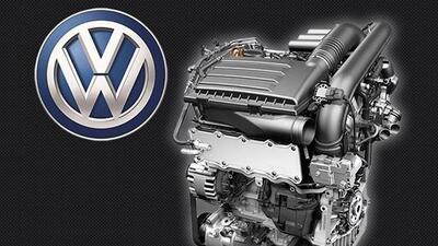 El motor 1.4 TSI de Volkswagen ganó el premio al motor del año.