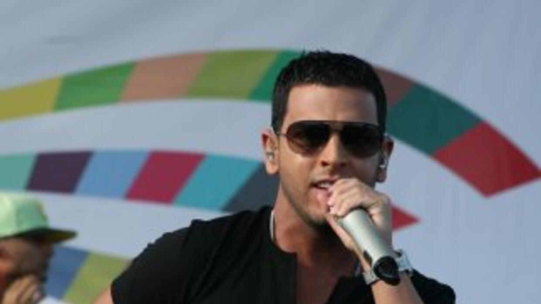 Latin Grammy Street Party en Miami