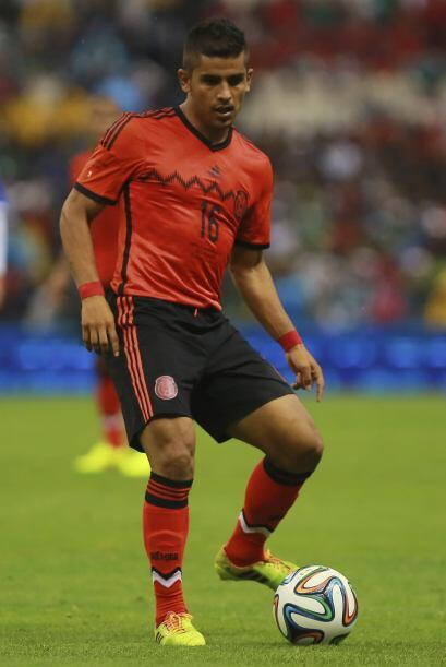 Suponiendo que Jorge Torres Nilo ya esté recuperado de su lesión, estarí...
