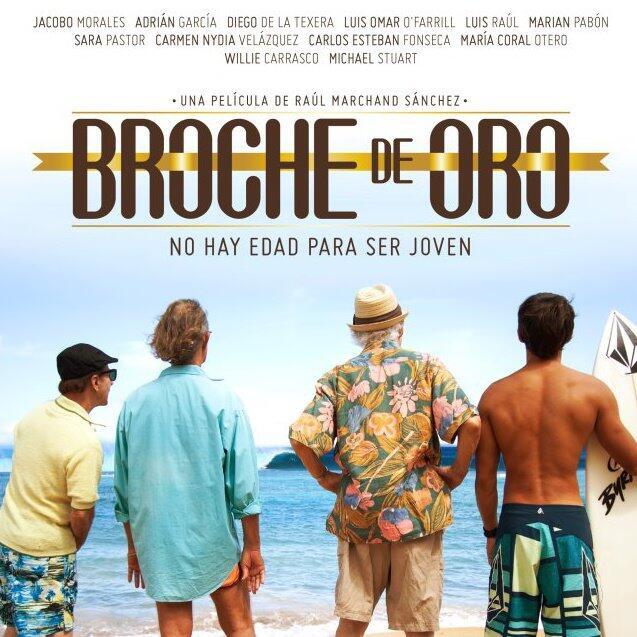 Broche de oro(2012), Puerto RicoDirector: Raúl Marchand Sá...
