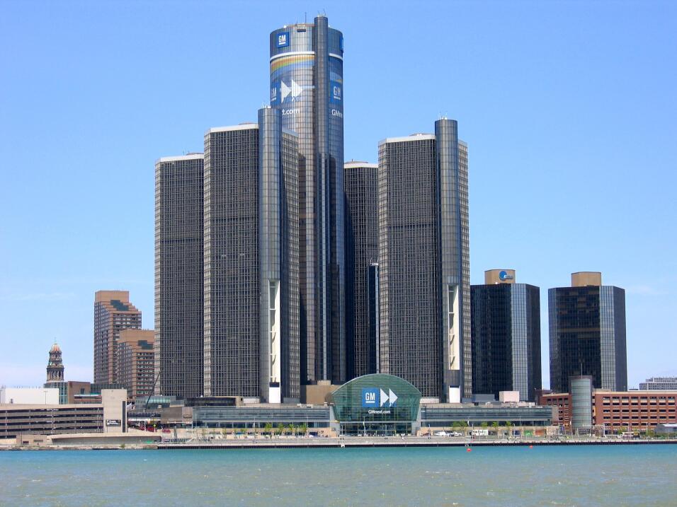 Detroit está en la cuarta posición. La decaída ciud...