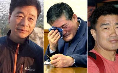Estos son los tres prisioneros estadounidenses que Corea del Norte aún t...