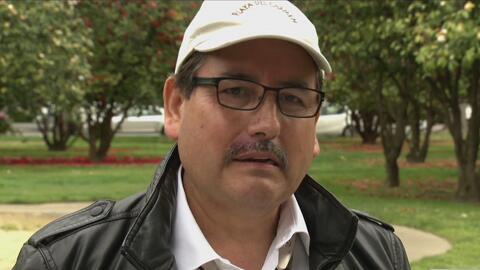 Félix Castañeda, el inmigrante en EEUU cuya madre murió en su ausencia
