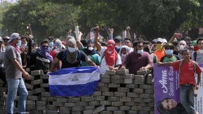 Las protestas no han parado desde que se anunciaron reformas al sistema...