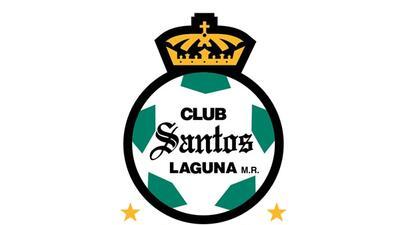 Santos presentó escudo con las cinco estrellas EscudoSantos.jpg