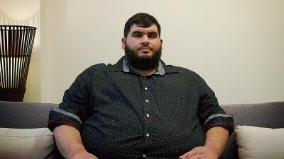 Oliver necesitaba combatir su obesidad y solo halló la salud al otro lado de la frontera con México