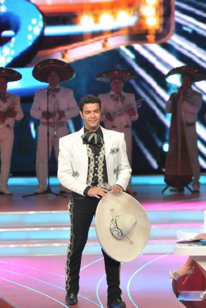 El gran cantante de música ranchera, Pablo Montero, también estuvo en es...