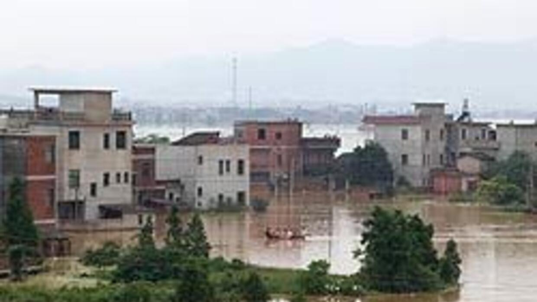 Dominicana: lluvias dejan un muerto, una niña desaparecida y pueblos inc...