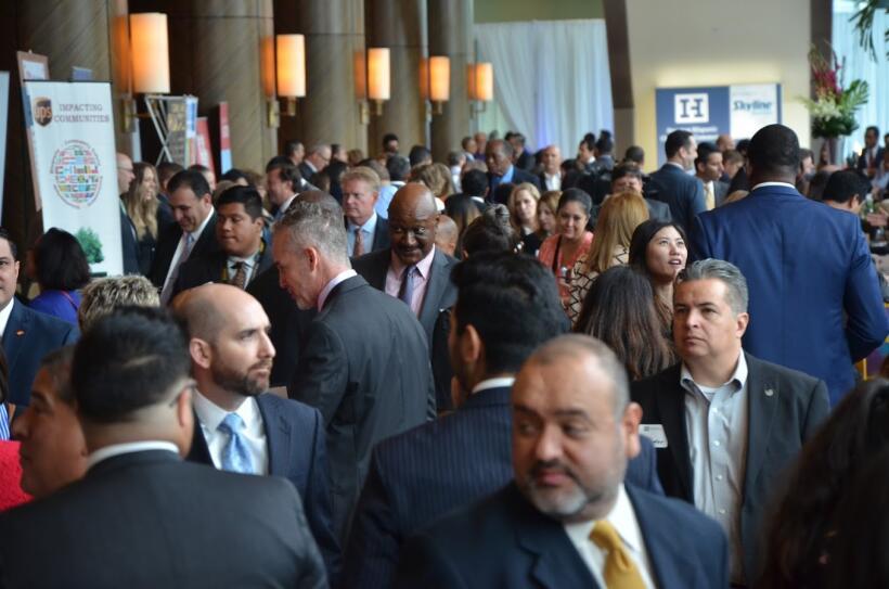 Cámara de Comercio Hispana de Houston festeja su 40 Aniversario  Picture...