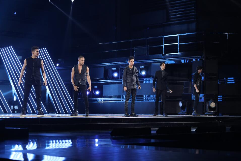 CNCO performance PLN 2017