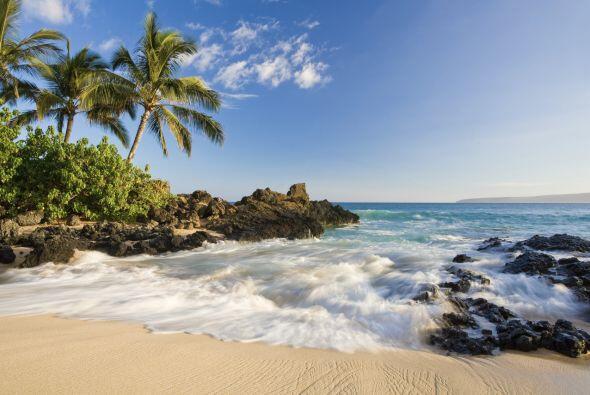 """3. Maui, Hawaii. Bienvenidos al paraíso del """"aloha"""". Aquí podrán disfrut..."""