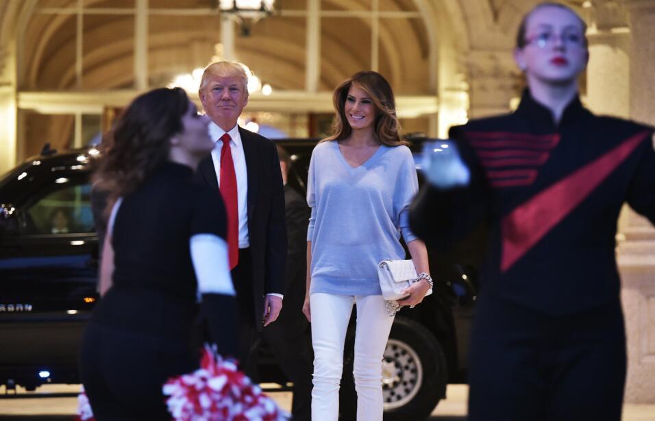 Así será la Casa Blanca de Melania Trump: tendrá su propio cuarto de maq...