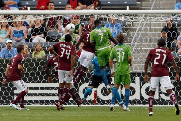 En un partido que comenzó con un gol en cada portería en tres minutos el...