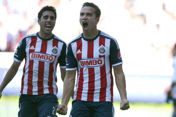 En el Clausura 2014 las Chivas levantaron un poco su nivel pero tampoco...