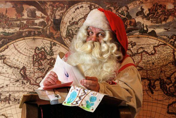 Santa Claus ya recibió la lista del ámbito del fútbol, una lista a la cu...
