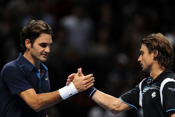 Al final no hubo vuelta atrás y Federer se convirtió en el primer finali...