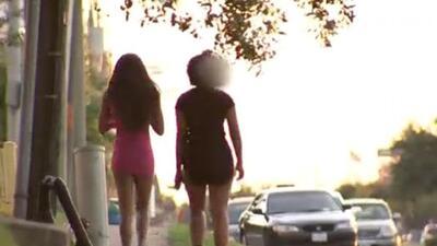 Policía rescata a joven hispana que había escapado de su casa y terminó en una red de prostitución