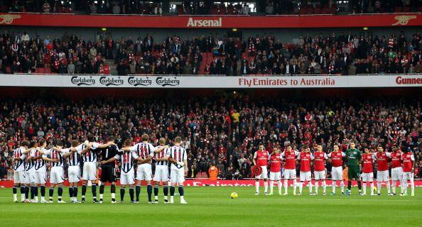 Por otra parte, Arsenal recibió al West Bromwich y terminó goleando.