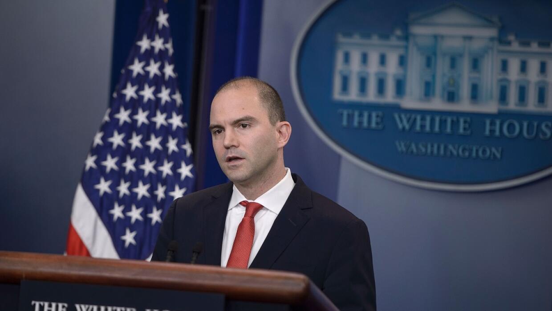 """U.S. Cuba policy wasn't working"", said Rhodes."