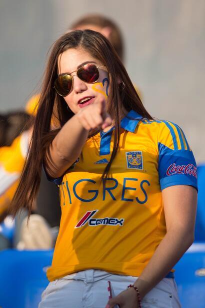 El Estadio Universitario vibró con el partido de ida en la Gran F...