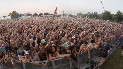El festival Austin City Limits (ACL) atraé a miles de personas ca...