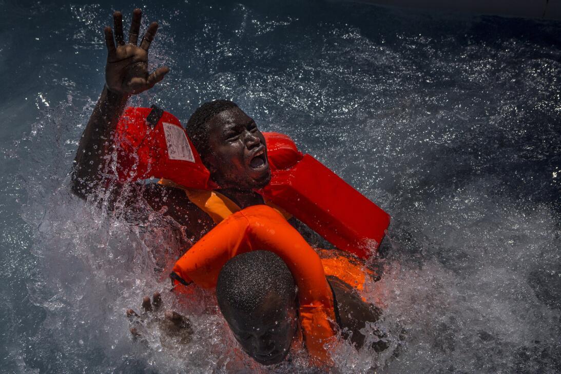 World Press Photo Migrantes